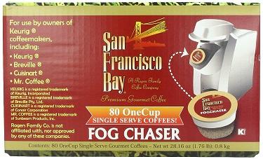 San Francisco Bay Coffee One Cup